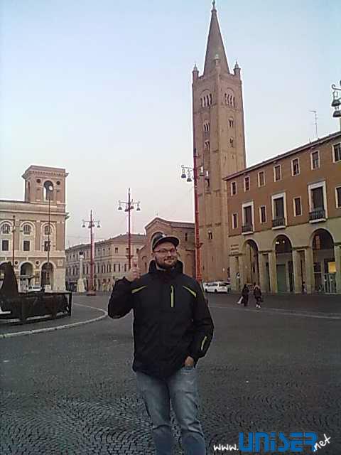 Fabian in Sant'Angelo di Gatteo
