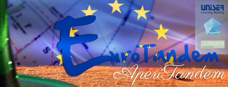 Per festeggiare il mese dell' Europa, Uniser e IAPSS ti invitano allo EuroTandem!!!