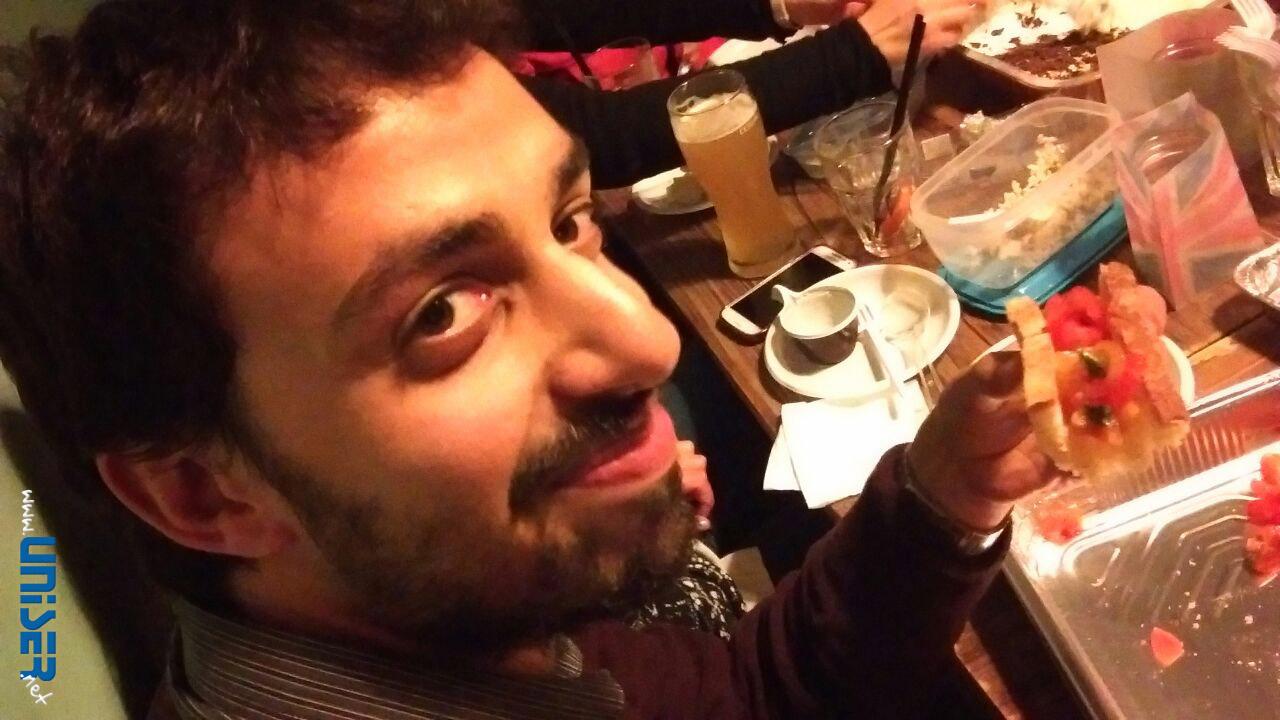 Antonio all'AperiTandem!!!