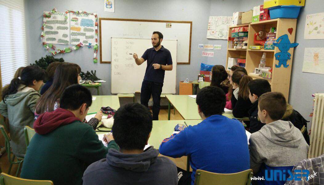 Lorenzo, SVE in Spagna