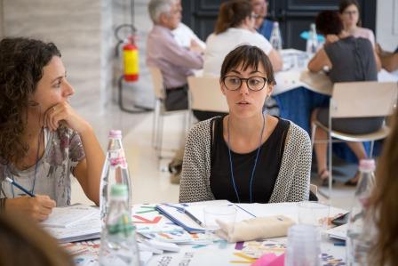 Costerelli Elisa - IKEA e Linda Cavicchi di BIKEINBO