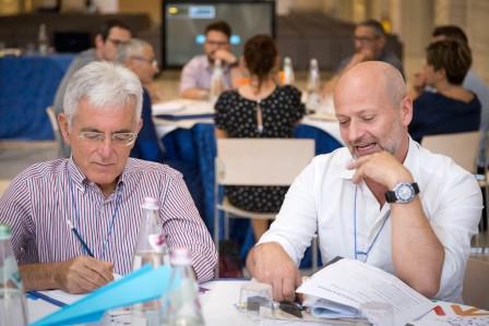 Denis Merloni - Fondazione ITS-FITSTIC, Marco Boscherini - CNA