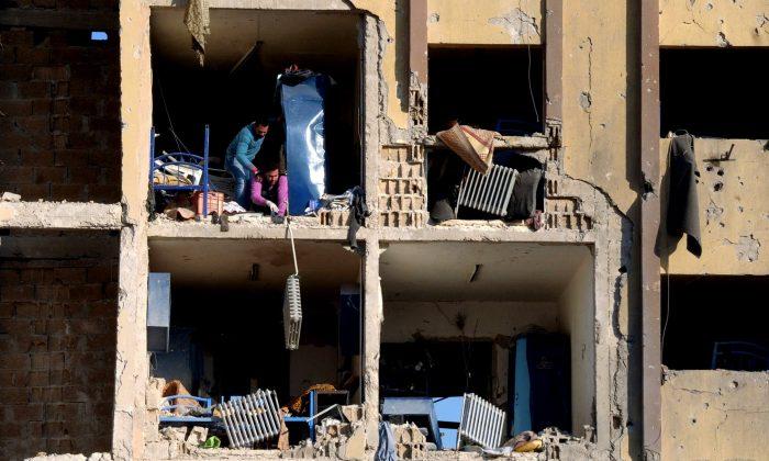 Studiare oggi ad Aleppo è possibile?