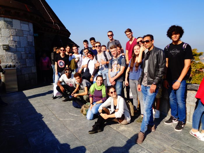 MG2020 incontra Umbrianet a Lubiana