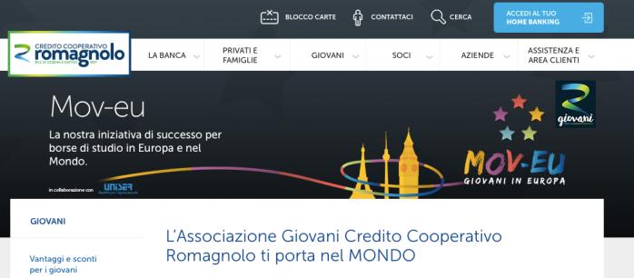 Progetto MOV EU 2018