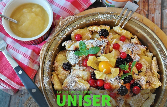 Eat the world with Uniser