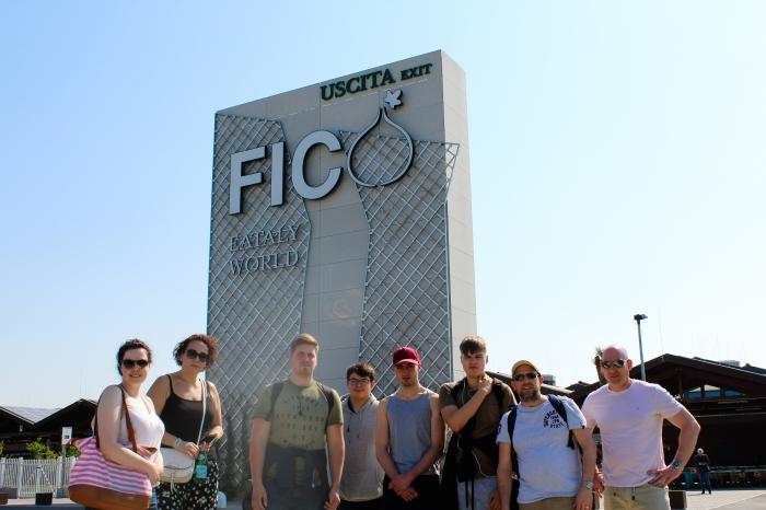 Cultural Visit at Fico